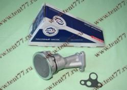 Насос масляный  двигатель 406,405 в сборе (с маслоприём)