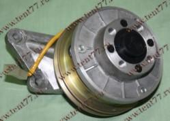 Муфта эл.магнитная Газель 3302 БИЗНЕС ЕВРО-3 (клин.ремень d121мм) алюмин.