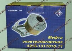 Муфта эл.магнитная Газель 3302 БИЗНЕС ЕВРО-3 (поликлин.ремень d102мм) алюмин.
