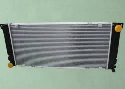 Радиатор Некст охлаждения двигателя Газель 3-х рядный алюминиевый паяный