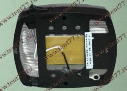 Плафон осв.кузова,фургона Газель 3307,3302,УАЗ (прямоуг) 12В светодиод