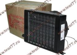 Отопитель салона универсальный ОА 24 диам 20мм 24В алюминиевый радиатор металл корпус