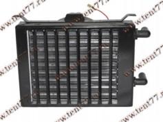 Отопитель салона дополнительный  ПАЗ (ф-18мм) 12В (алюм. рад) металл корпус