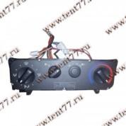 Блок управления отопителя  Газель 3302 (1 выкл)