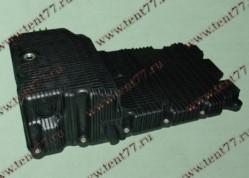 Картер масляный (поддон)  двигатель Cummins 2.8 ЕВРО-4 (без отв. под ТЭН)