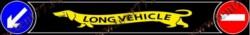 Брызговик бруса задний  Газель 3302  длинномер  (2050x320мм)  LONG VEHICLE-Такса