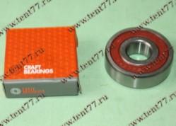 Подшипник генератора двигатель 406, Газель 3302, ВАЗ 1118, 2110-12, 2123 бол. CRAFT