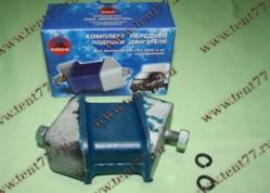 Подушка двигателя 405 ЕВРО-3, Газель 3309, 33104 двигатель245 (перед) синяя с крепежом