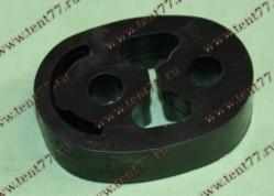 Подушка глушителя Газель 3302, 31105, 33104 (овал) Ярославль