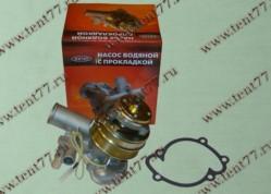 Насос водяной  двигатель 405 ЕВРО-3 Газель 3302 (с электромуфтой)