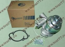 Насос водяной  двигатель 405 Газель 3302 (с электромуфтой) LUZAR