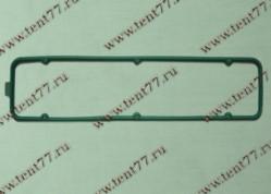 Прокладка клап. крышки  двигатель 4216 ЕВРО-4 силикон (син/зел/красн)
