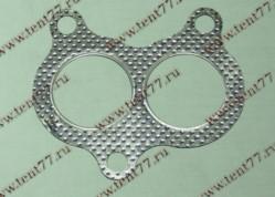Прокладка прием.трубы Газель 3302,УАЗ двигатель 4216 ЕВРО-3 метал.