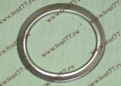 Прокладка прием.трубы Газель 3302,3110 двигатель 402 метал. (кольцо)