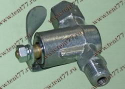 Кран ПП6-1 масляного радиатора (проб.проходн)