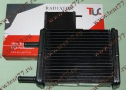Радиатор отопителя Газель 3302 (ф=16mm) 3-х ряд (до 2003 г/в) медн