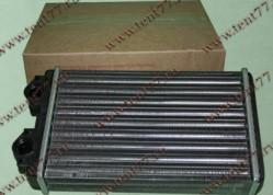 Радиатор отопителя Газель 3111, для отопителя КДБА алюм.