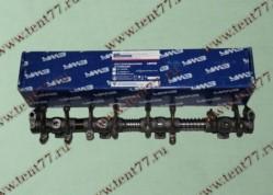 Ось коромысел  двигатель 4216  ЕВРО-3, УАЗ двигатель 417, 421 в сборе