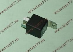 Реле 5 контактное универсальное 12В 90.3747 с кронштейном