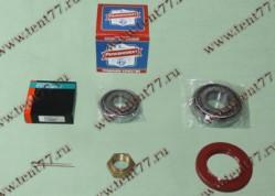 РК ступицы перед.колеса Газель 3302,2217 (подш.ВПЗ) (в комплекте с гайкой ступицы)
