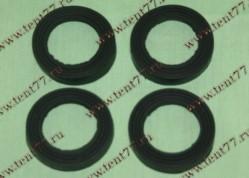 РК уплотнителей свечного колодца двигатель 406 с/об. (4 дет)