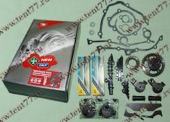 РК ГРМ  двигатель 406,405,409 ЕВРО-2 (полный) 72/92  Ditton   втулка 5.05  Идеальная Фаза  - фазометр