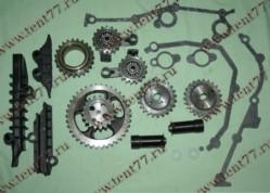 РК ГРМ  двигатель 406,405,409 ЕВРО-2 (полный) 72/92  Ditton   втулка 5.05  Идеальная Фаза