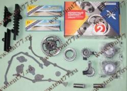 РК ГРМ  двигатель 406,405,409 ЕВРО-2 (полный) 72/92  Ditton   втулка 5.05   Разрезные звезды