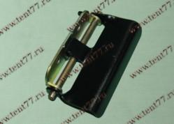 Ручка двери Газель 3302 наруж.прав. УС (метал)  Вечная ручка