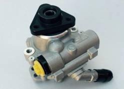 Насос ГУР  двигатель Chrysler 2.4 Газель 3302,31105 в сборе (с шкивом)