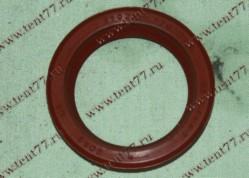 Сальник КПП (первичного вала) Газель 31029, 3302 (35х48х7) красный
