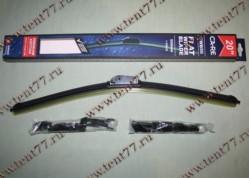 Щетка ст/очистителя б/каркасная (500mm) Газель 3302,ВАЗ 2108 Premium ф/уп.