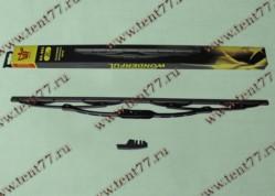 Щетка ст/очистителя (500mm) Газель 3302,ВАЗ 2108,КамАЗ,УАЗ-3160 (тефлон)