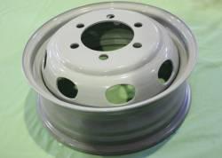 Диск колеса Газель R-16 цвет серый