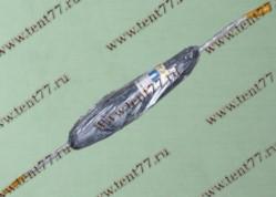 Шторки перегородки салона Газель 2705,2217  Комфорт  (цв.серый) на направляющих