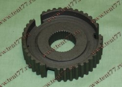 Ступица муфты синхронизатора КПП на Газель 3302, 31029 3-4 передачи