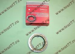 Кольцо синхронизатора Газель 3302, 31029 КПП 5-ступенчат н/об. 3 кольца