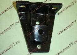 Кронштейн стабилизатора Газель 3302 нижний (лапка) нового образца 8мм УС
