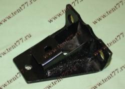 Кронштейн стабилизатора Газель 3302 нижний (лапка) н/об. 6мм усиленный