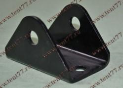 Кронштейн стабилизатора Газель 3302 верхний малый (домик)