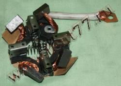 Щеточный узел стартера двигатель 406