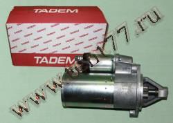 Стартер  двигатель 406,405,409 редуктор. (1.7 кВт)