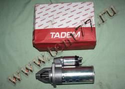 Стартер  двигатель 4216, Evotech 2.7, 402, УАЗ двигатель 417,421 редуктор. (2.0 кВт)