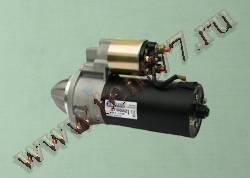 Стартер  двигатель 4216, Evotech 2.7, 402, УАЗ двигатель 417,421 редуктор. (1.9 кВт)