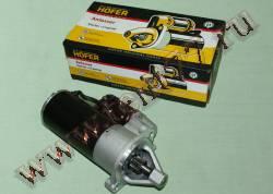 Стартер  двигатель 406,405,409 редуктор. (2.0 кВт)