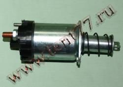 Реле втягив.стартера  двигатель 402,406 (ст.КЗАТЭ редуктор)