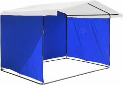 Палатки торговые 3,0х2,0 м (тент ПВХ, каркас из квадратной трубы 20х20мм.)