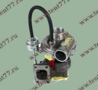 Турбокомпрессор ГАЗ-3309, 33104 ВАЛДАЙ двигатель Д-245.7-251/254 Е-2 (ТКР- 6.1 (06))