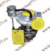Турбокомпрессор на ВАЛДАЙ ГАЗ-33106 двигатель Cummins ISF 3.8 (ТКР-HE 211 W)