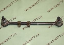 Тяга рулевая Газель 2217 продольная (короткая) в/сб.